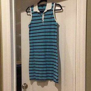Tommy Hilfiger sleeveless polo dress